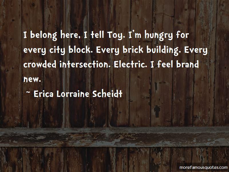 Erica Lorraine Scheidt Quotes Pictures 2