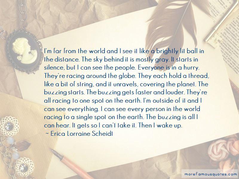 Erica Lorraine Scheidt Quotes Pictures 3