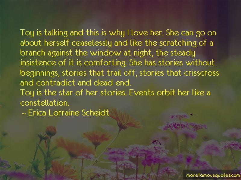 Erica Lorraine Scheidt Quotes Pictures 4