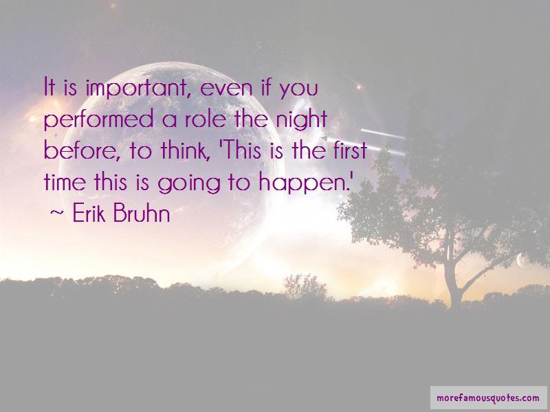 Erik Bruhn Quotes Pictures 2