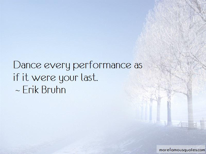 Erik Bruhn Quotes Pictures 3