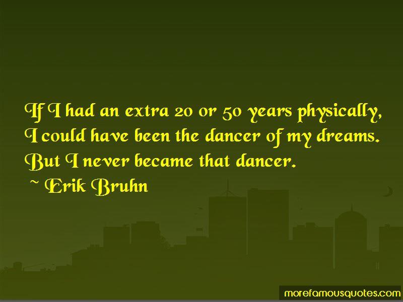 Erik Bruhn Quotes