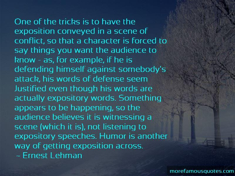 Ernest Lehman Quotes Pictures 4