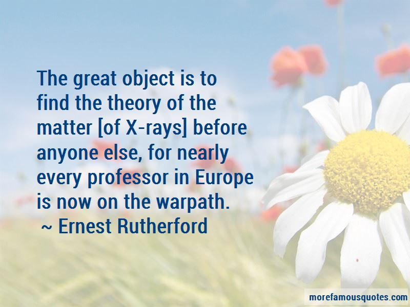 Ernest Rutherford Quotes Pictures 2