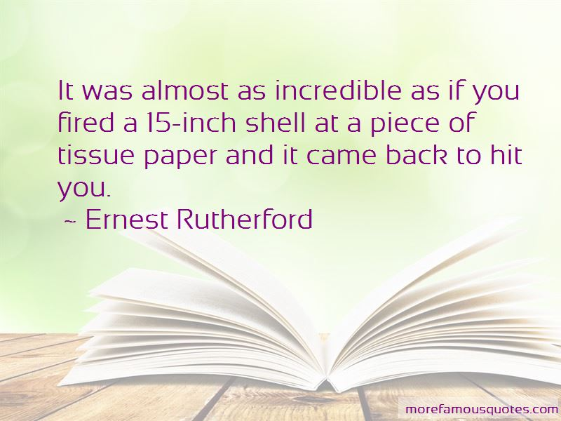 Ernest Rutherford Quotes Pictures 3