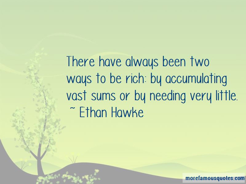 Ethan Hawke Quotes Pictures 3