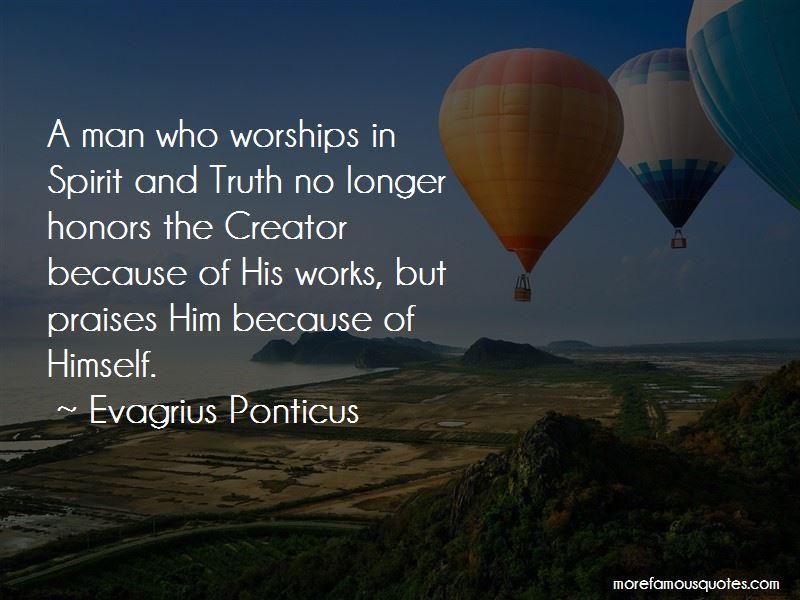 Evagrius Ponticus Quotes Pictures 2