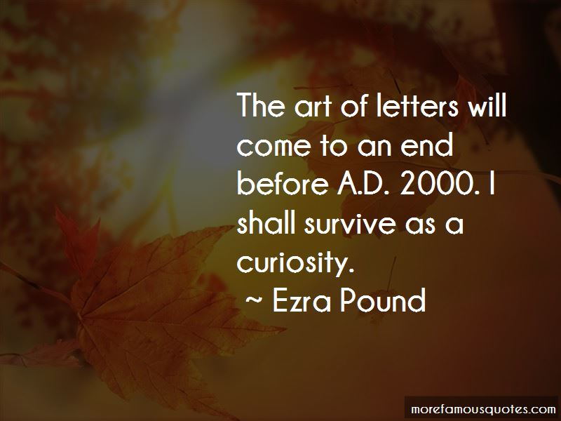 Ezra Pound Quotes Pictures 3