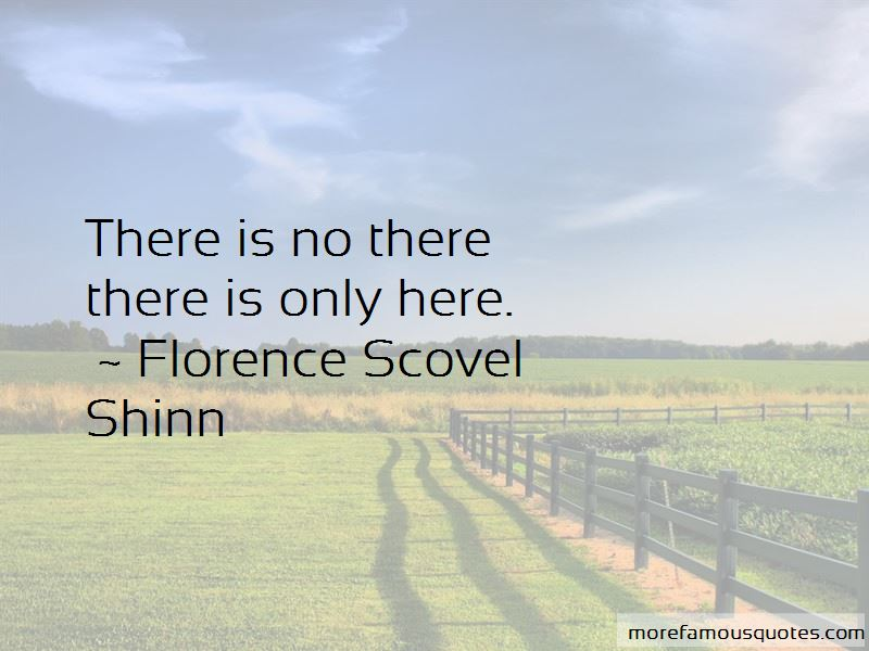 Florence Scovel Shinn Quotes Pictures 2