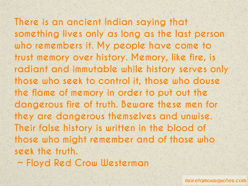 Floyd Red Crow Westerman Quotes Pictures 3