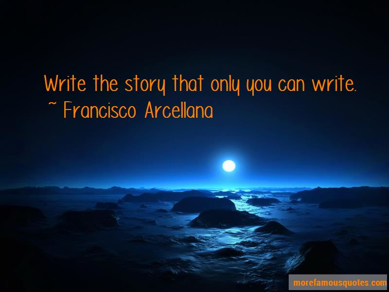 Francisco Arcellana Quotes