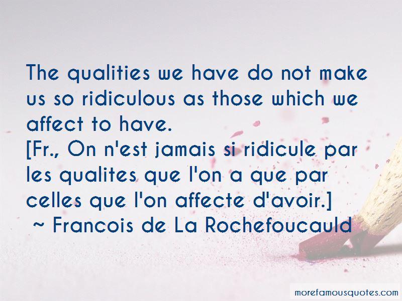 Francois De La Rochefoucauld Quotes Pictures 3