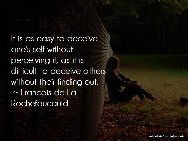 Francois De La Rochefoucauld Quotes Pictures 4