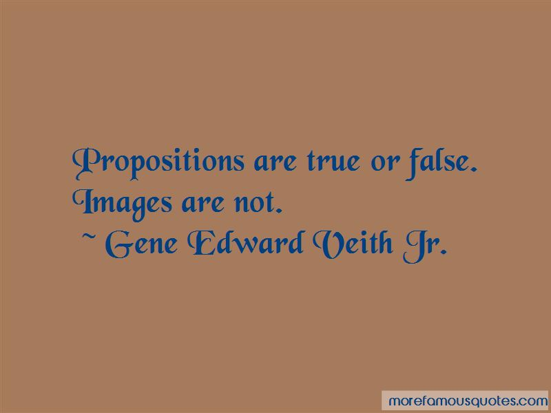 Gene Edward Veith Jr. Quotes Pictures 2