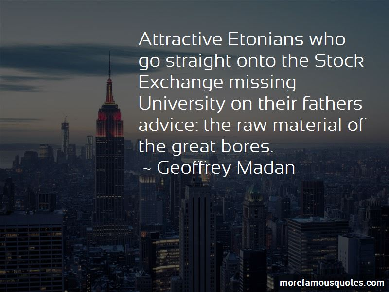 Geoffrey Madan Quotes Pictures 2