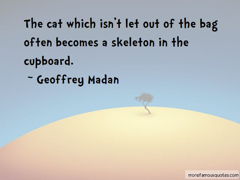 Geoffrey Madan Quotes Pictures 4