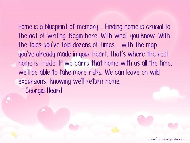 Georgia Heard Quotes Pictures 4