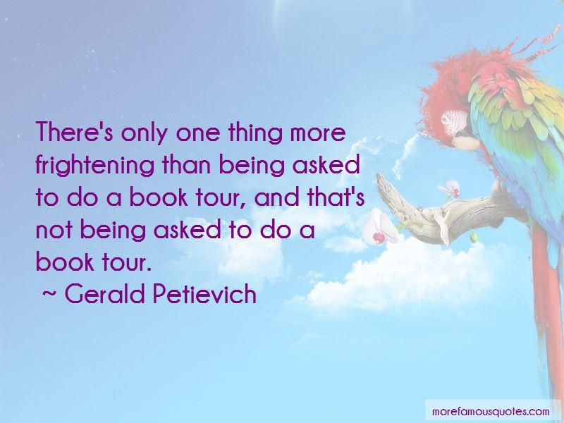 Gerald Petievich Quotes