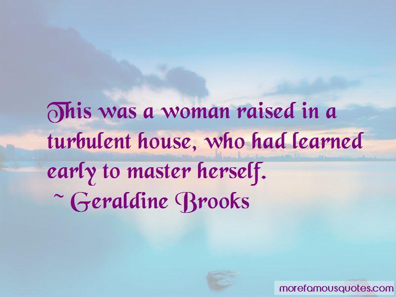 Geraldine Brooks Quotes Pictures 4