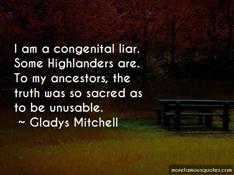 Gladys Mitchell Quotes Pictures 2