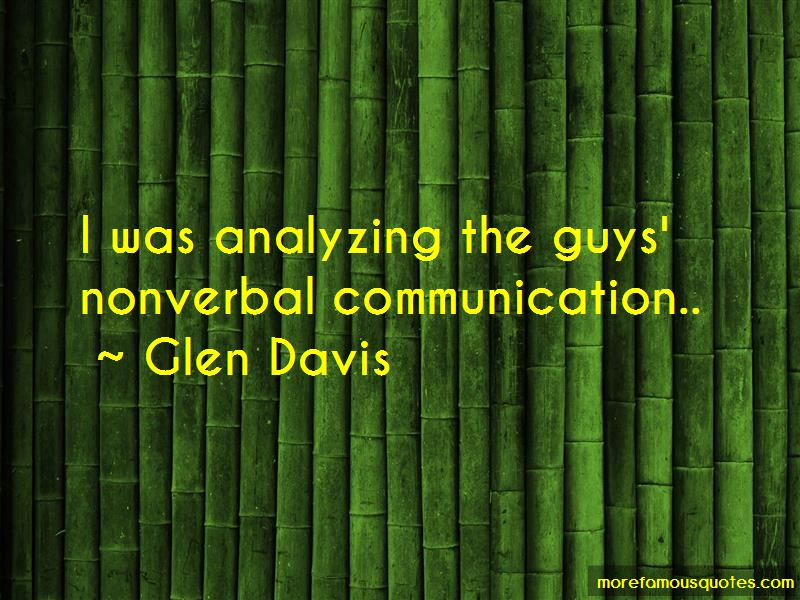Glen Davis Quotes