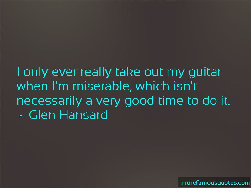 Glen Hansard Quotes Pictures 2