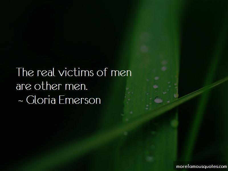 Gloria Emerson Quotes Pictures 3