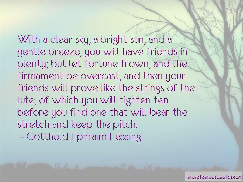 Gotthold Ephraim Lessing Quotes Pictures 2