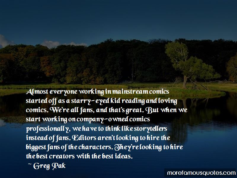 Greg Pak Quotes Pictures 3