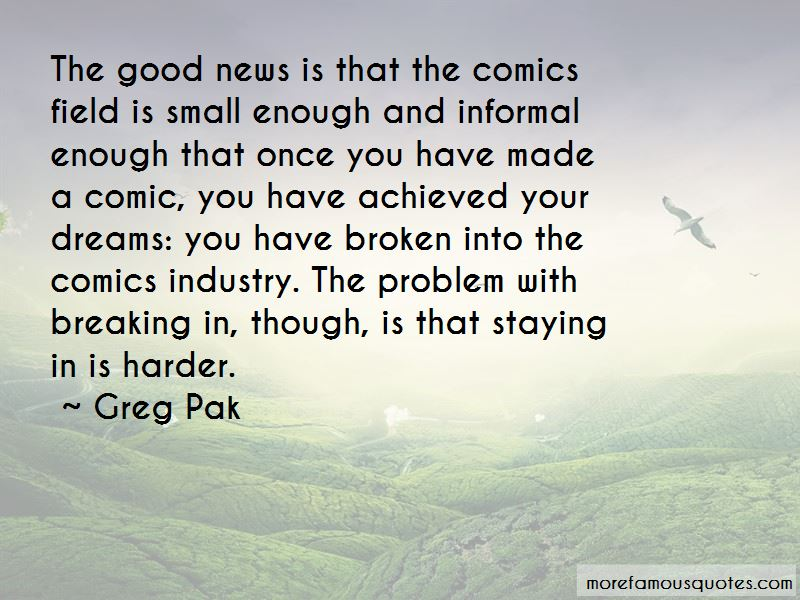 Greg Pak Quotes Pictures 4