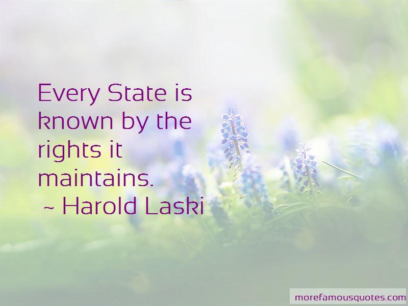 Harold Laski Quotes Pictures 2