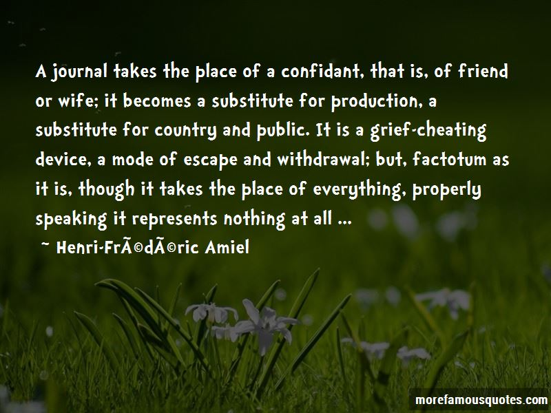 Henri-Frederic Amiel Quotes Pictures 2