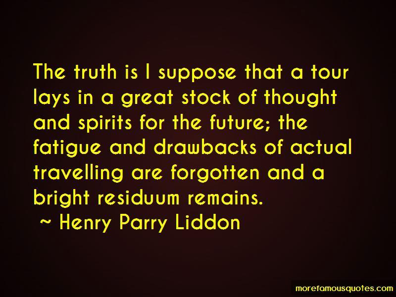 Henry Parry Liddon Quotes