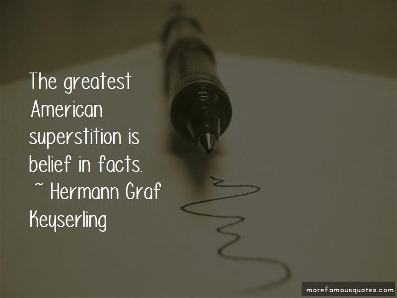 Hermann Graf Keyserling Quotes