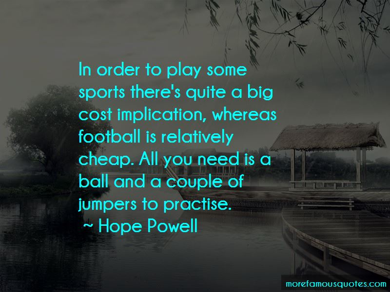 Hope Powell Quotes Pictures 3
