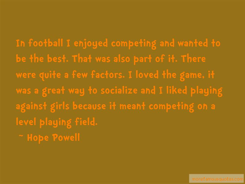 Hope Powell Quotes Pictures 4