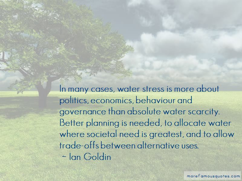 Ian Goldin Quotes Pictures 2