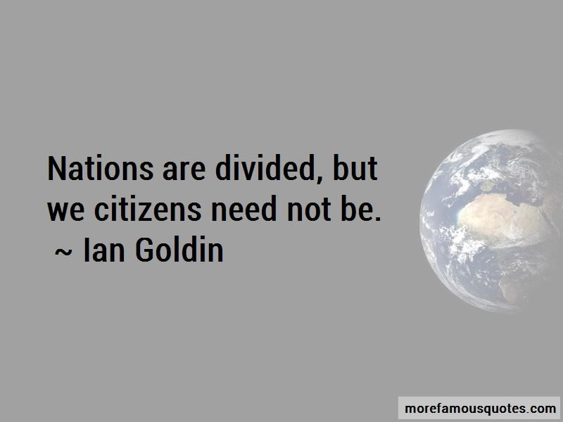 Ian Goldin Quotes Pictures 3