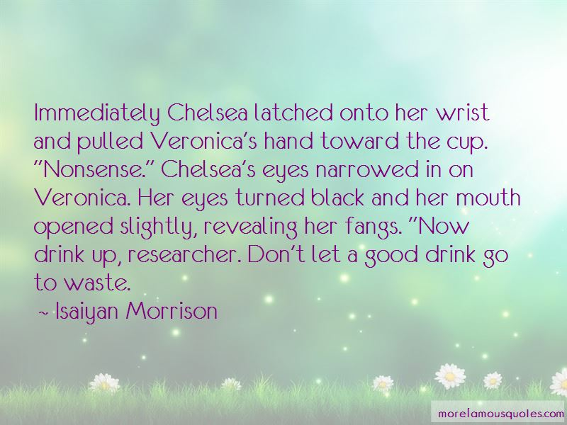 Isaiyan Morrison Quotes Pictures 2