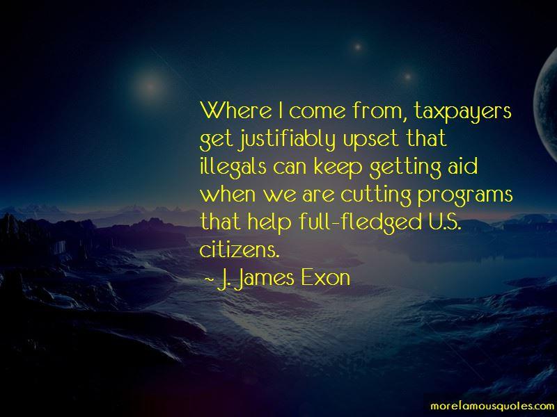 J. James Exon Quotes Pictures 2