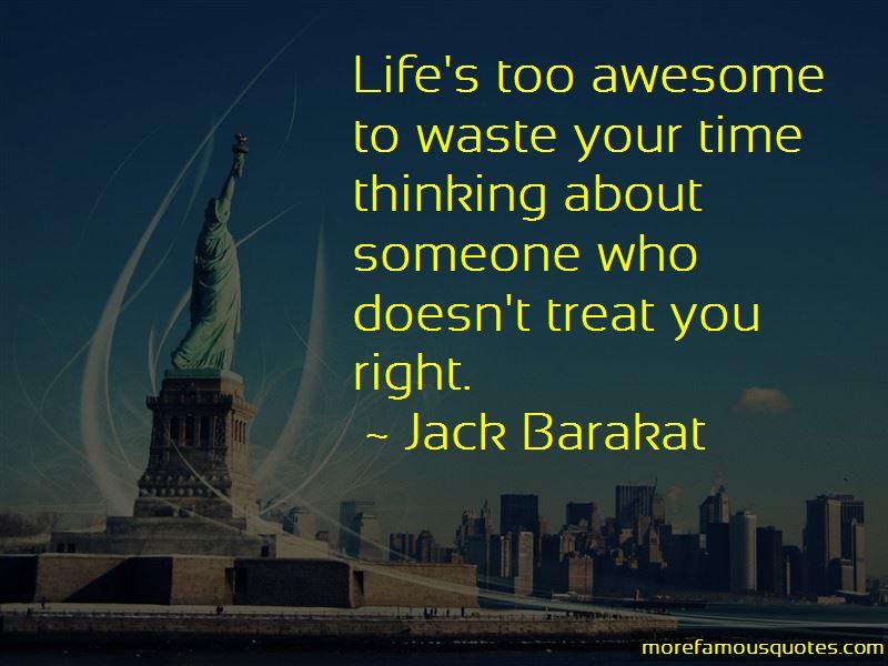 Jack Barakat Quotes Pictures 2