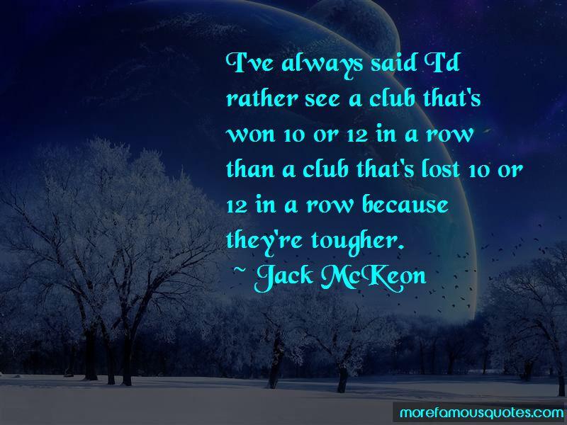 Jack McKeon Quotes Pictures 2