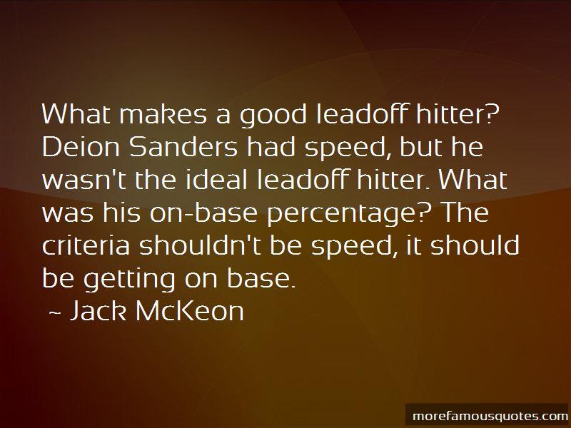 Jack McKeon Quotes Pictures 4