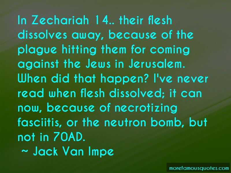 Jack Van Impe Quotes