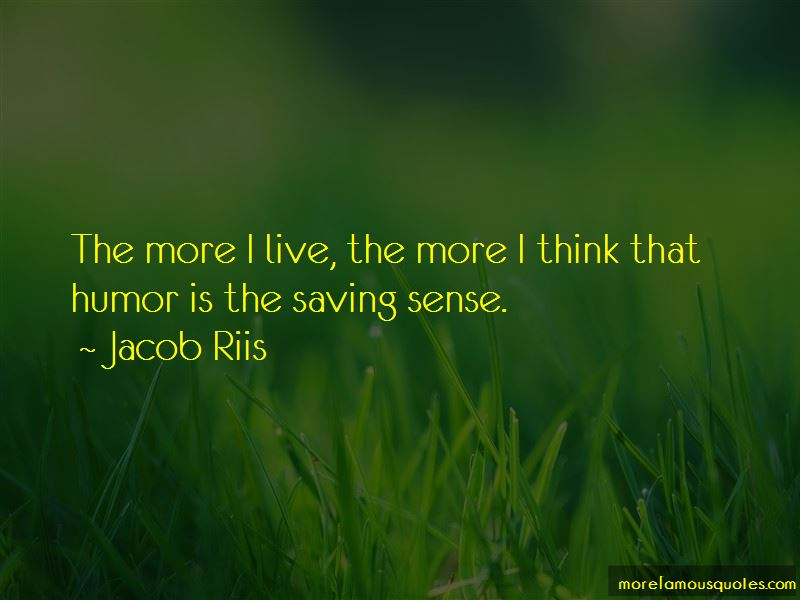 Jacob Riis Quotes Pictures 3