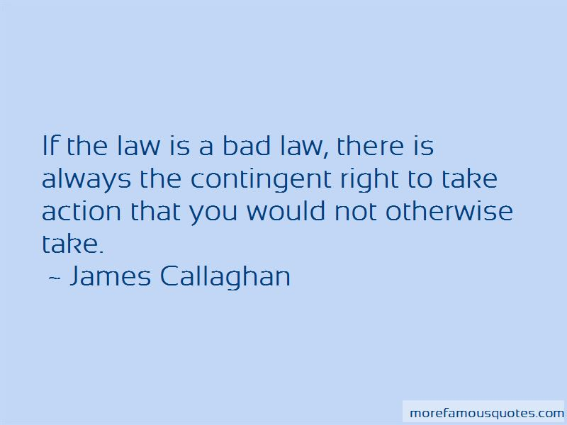 James Callaghan Quotes Pictures 2