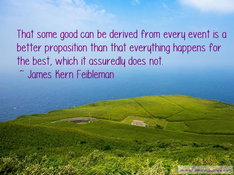 James Kern Feibleman Quotes Pictures 2