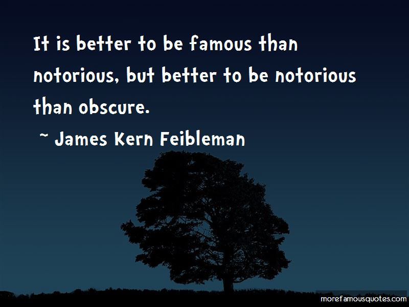 James Kern Feibleman Quotes Pictures 3