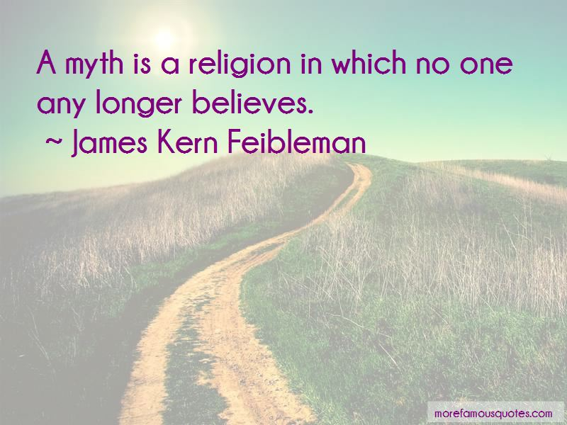 James Kern Feibleman Quotes Pictures 4
