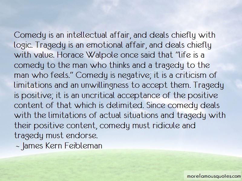 James Kern Feibleman Quotes
